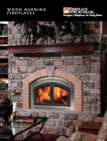 WOOD BURNING FIREPLACES - Lisac's Fireplaces & Stoves