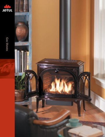 Gas Sto ves - Lisacs Fireplaces & Stoves