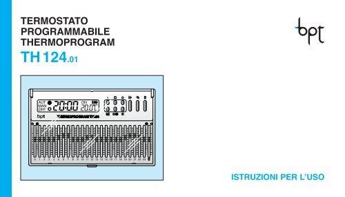 Th124 02 24077911 07 07 bpt for Bpt thermoprogram th 24