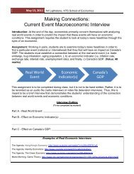 Making Connections Interview - New Learner