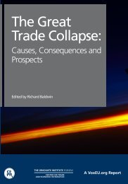The Great Trade Collapse: - Vox