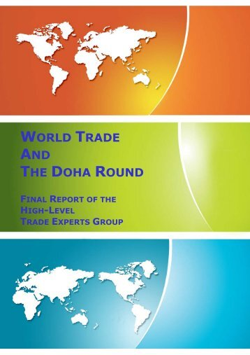 an analysis of the doha round with the world trade organization World-trade-organizationppt doha round the wto launched the current round of negotiations world trade centre disaster by.