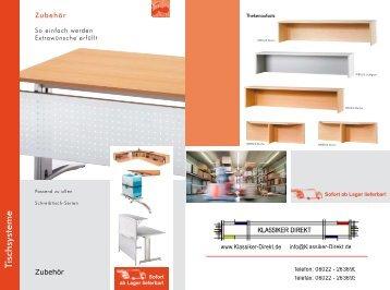Tischsysteme - Klassiker-Direkt