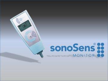 SonoSens Diagnosesystem (PDF) - Agentur-graupner.de