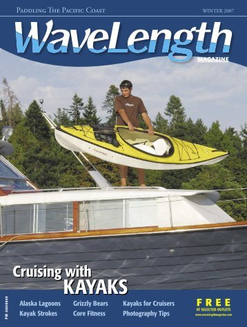 available now - Wavelength Paddling Magazine