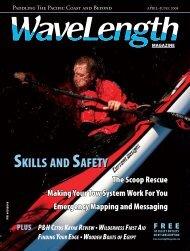 SKILLS AND SAFETY - Wavelength Paddling Magazine