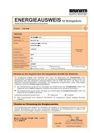 Brüssower Allee 54- 58a - Wohnbau Prenzlau