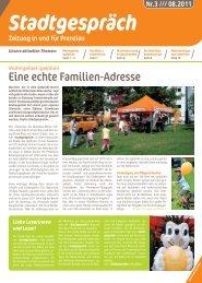 weiter von Seite 1 – Eine echte Familien-Adresse - Wohnbau Prenzlau