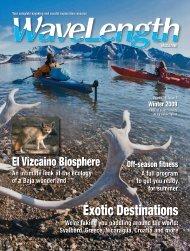 Exotic Destinations - WaveLength Paddling Magazine