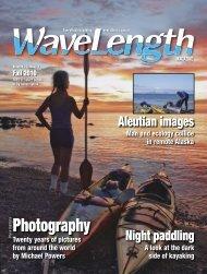 Photography - Wavelength Paddling Magazine