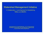 Watershed Management Initiative - FACERS