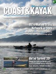 a kayak - Wavelength Paddling Magazine