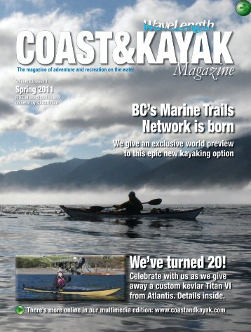 a kayak - Wavelength Paddling Magazine