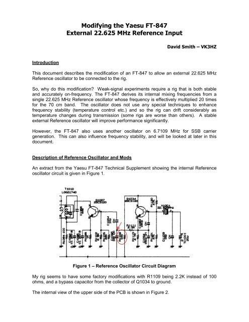 Yaesu ft 847 service manual pdf.