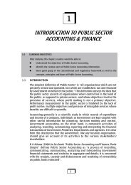 Public Sector Accounting & Finance - The Institute of Chartered ...