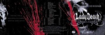 CD Artwork - Bill Brown