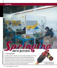 into Success - Elka Suspension