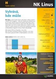 Listovka odrůdy NK Linus.pdf - VP Agro