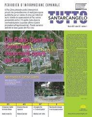 Dal Piano Operativo Comunale importanti opere per la città