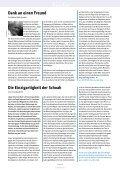 Mrs. President! - Jüdische Liberale Gemeinde Köln Gescher ... - Seite 4
