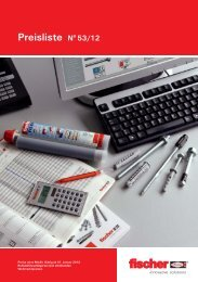 Fischer price list 2012 - Lyctum