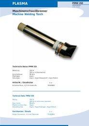 PMW 350 - bei AUTOGEN-RITTER