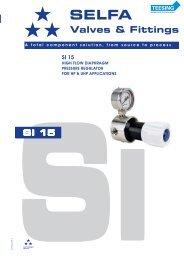 W// STAINLESS FILTER Helium Argon CGA-580 Nut /& Nipple -Regulator Inlet N2