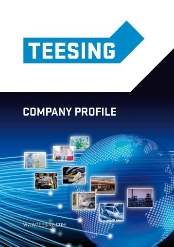 Corporate Brochure - Teesing BV