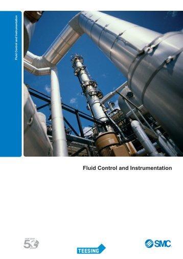 SMC Instrumentation And Fluid Control