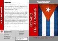 EDITADO EN LA HABANA - Instituto Cervantes de Tánger
