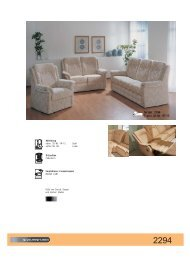 Abbildung oben: unten: Sitzaufbau Federkern 32-NL-1R-12 95, NL ...