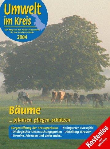 2004 - Umwelt im Kreis - Landkreis Stade