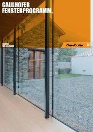 GauLHoFer Fenster - Luxfen