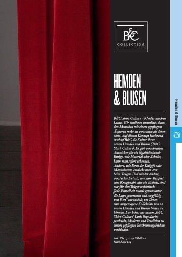 hemden & BluSen - Stickarbeiten Bock