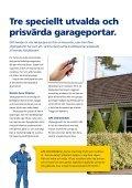 Tre smarta alternativ när du ska byta garageport - Garageportexperten - Page 4