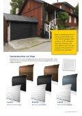 Tre smarta alternativ när du ska byta garageport - Garageportexperten - Page 7