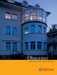 Obnovitev - Garancija za večje obdobje bivanja - Termodom