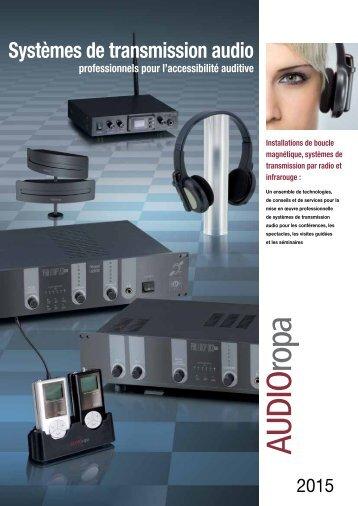 PDF Download - Humantechnik AUDIOropa