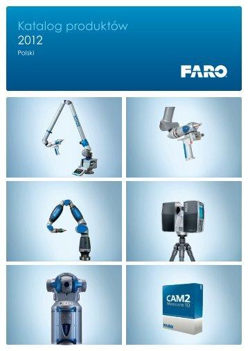 Katalog produktów 2012 - Faro