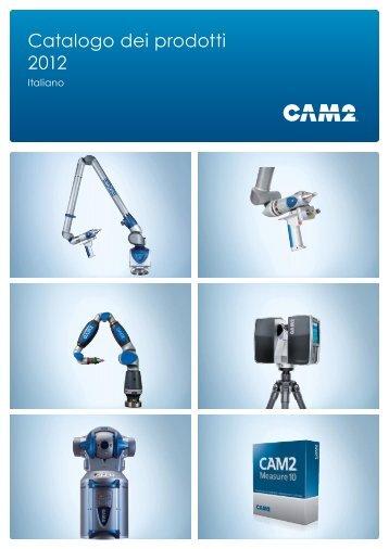 Catalogo dei prodotti 2012 - Faro
