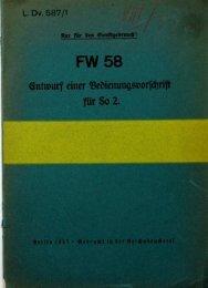 Fw 58 - SprueMaster