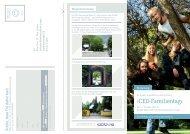 CED-Familientag« - Kinder-Gastroenterologie-Essen