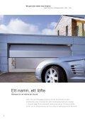 Takskjutportar - Garageportexperten - Page 4