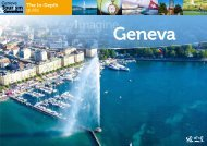 The In-Depth guide - Geneva Tourism