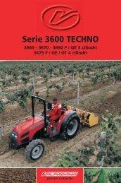 Serie 3600 TECHNO