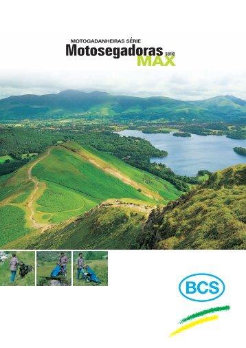 Catálogo comercial - BCS Portugal