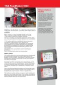 TKS FeedRobot System - K2 FeedRobot 1600 - K2 ... - TKS AS - Page 3