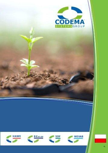 Rozwiązania firmy BE De Lier - CODEMA Systems Group