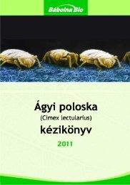 Ágyi poloska kézikönyv - Bábolna-Bio Kft.