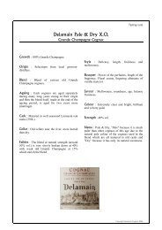 Delamain Pale & Dry X.O. - Delamain Cognac